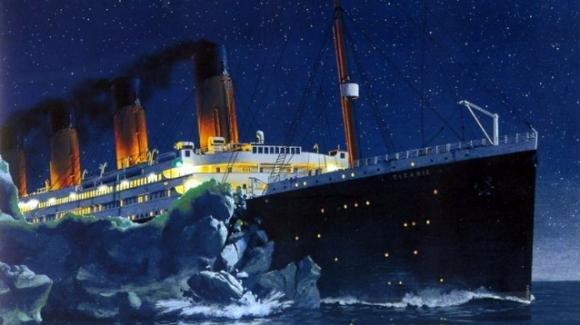 Titanic, l'iceberg sarebbe stato in 'agguato' da 100mila anni
