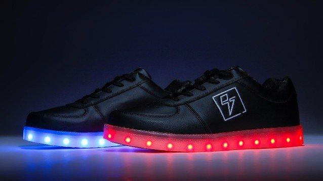 Led shoes: moda scarpe PrimaveraEstate 2016