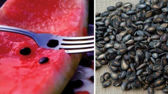 Hai sempre buttato i semi dell'anguria? Ecco perchè hai sempre sbagliato