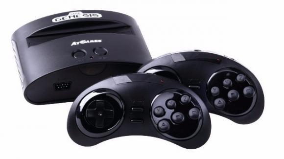 Sega MegaDrive mini, consolle con 80 giochi precaricati e molto altro