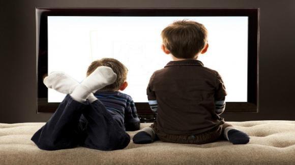 I bambini italiani sono i più sedentari d'Europa