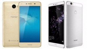 """Huawei presenta il super phablet Honor Note 8 con display da 6.6"""""""