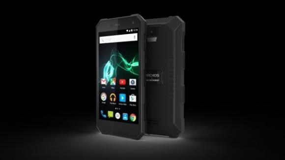 Archos 50 Saphir, il primo smartphone rugged francese all'IFA 2016