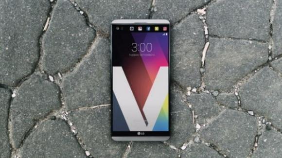 Presentato l'LG V20: top di gamma senza compromessi in ogni settore