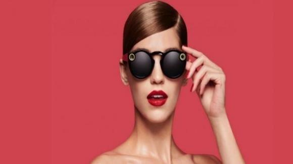Snapchat cambia nome, e vara gli occhiali Spectacles per video circolari