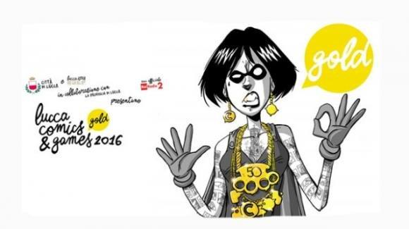50 anni di Lucca Comics: in arrivo il francobollo commemorativo