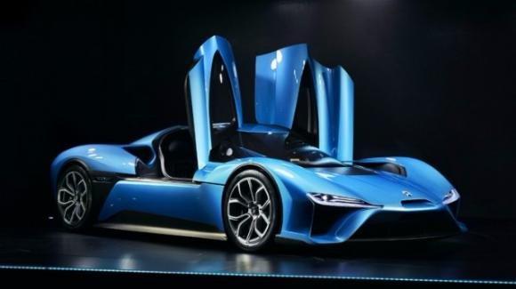 Nio EP9, la supercar elettrica più veloce, bella e costosa al mondo