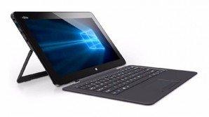 Fujitsu Stylistic R727, convertibile con processori Intel Kaby Lake