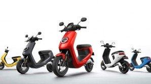 NIU: gli scooter smart M1 e N1S Civic arrivano anche in Italia