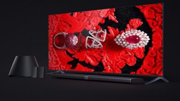 Xiaomi Mi TV 4, la TV smart economica, con AI, più sottile al mondo
