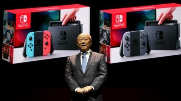 Nintendo Switch, è ufficiale. Arriva sul mercato il 3 Marzo a 299 dollari