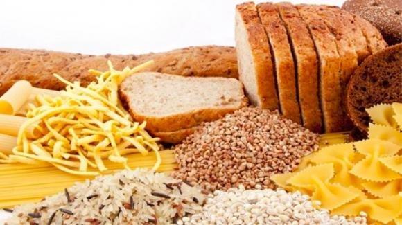 dieta senza pane pasta e riso