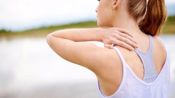 Cervicale: così spegni l'infiammazione