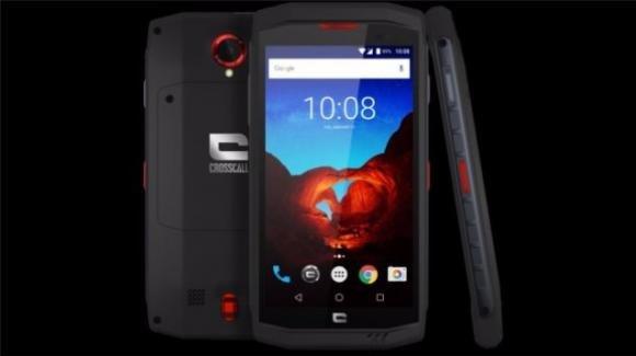 Trekker-X3, lo smartphone più resistente al mondo al MWC 2017