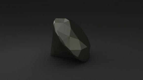 Il diamante nero: raro, stupendo, inaccessibile