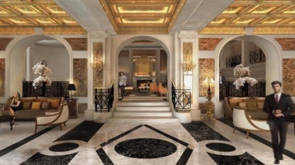Hotel Eden a Roma: riapre le porte ancora più chic!