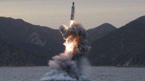 Corea del Nord: test missilistico, Trump tace
