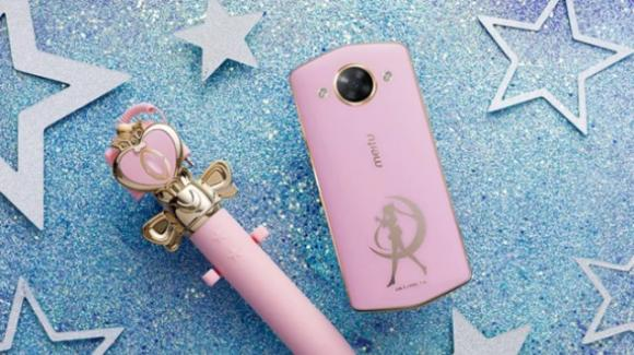 M8 Sailor Moon Edition, il top di gamma Meitu dedicato a Sailor Moon