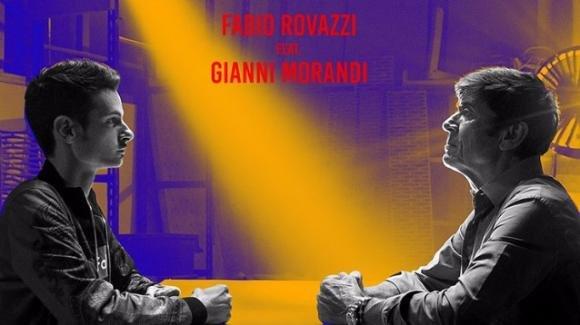"""Gianni Morandi canta """"Volare"""" con Rovazzi: boom di visualizzazioni"""
