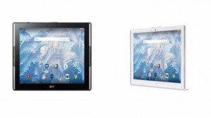 Computex 2017: Acer presenta i tablet Iconia Tab 10 e Iconia One 10