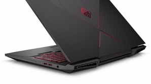 HP OMEN 15 e 17, gaming notebook 4K con GeForce o Radeon