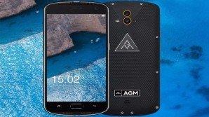 AGM X1, device rugged con FHD AMOLED, maxi batteria, doppia postcamera