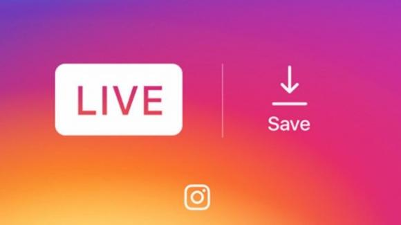 Instagram rende i Live Streaming salvabili (e commentabili) per 24 ore