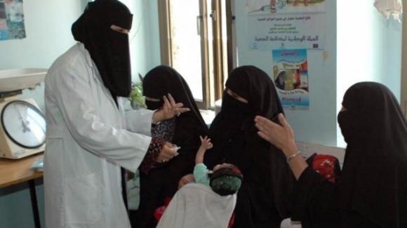 L'OMS conferma focolaio di poliomielite di origine vaccinale in Siria