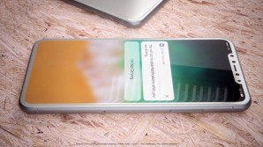 iPhone 8, ipotesi: niente TouchID ma scanner 3D, con frontale all-display