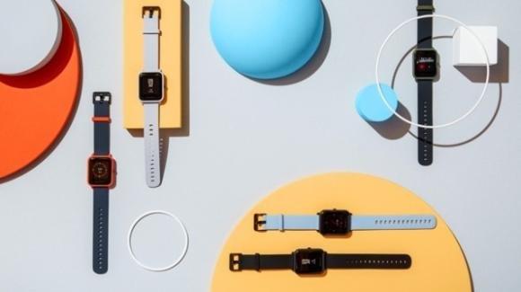 AmazFit Bip, sportwatch super autonomo con GPS e cardiofrequenzimetro