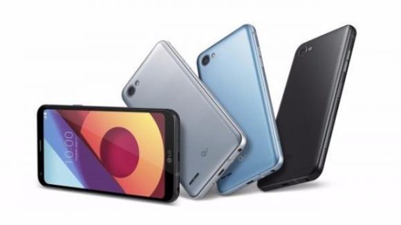 LG Q6 Alfa, Q6, e Q6 Plus, la fascia media incontra il FullVision 18:9