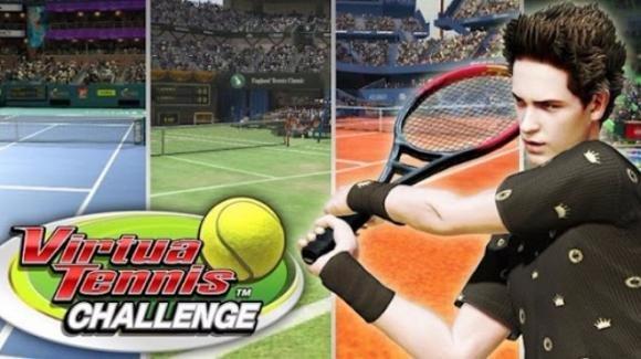 Virtua Tennis Challenge diventa free-to-play su Android/iOS, grazie a Sega
