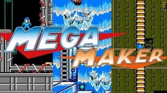 Mega Maker, arriva l'editor di livelli fan made di Mega Man (Capcom)