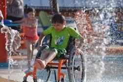 Morgan's Inspiration Island: apre in Texas il primo parco acquatico accessibile ai disabili