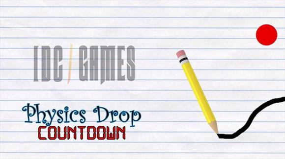 Physics Drop Countdown, puzzle game basato sulle leggi delle fisica