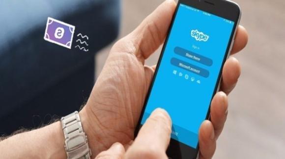 Skype introduce gli scambi di denaro tra i contatti, grazie a PayPal