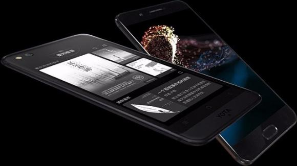YotaPhone 3: lo smartphone con secondo display e-ink da 5.2 pollici HD