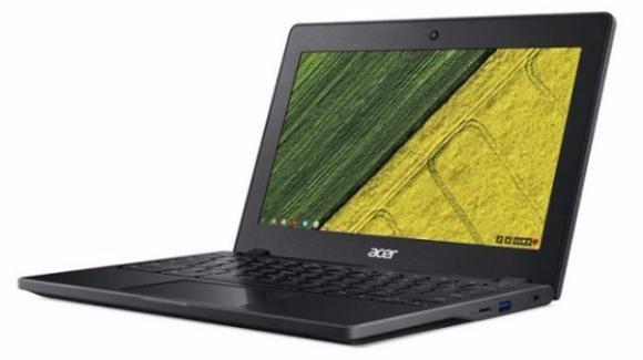 Acer Chromebook 11 C771, netbook corazzato per il ritorno a scuola