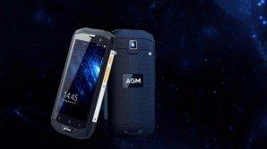 AGM A8: smartphone corazzato con più memoria, e supporto al 4G europeo
