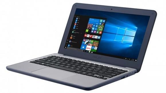 Asus VivoBook W202, notebook per il back to school con Windows 10 S