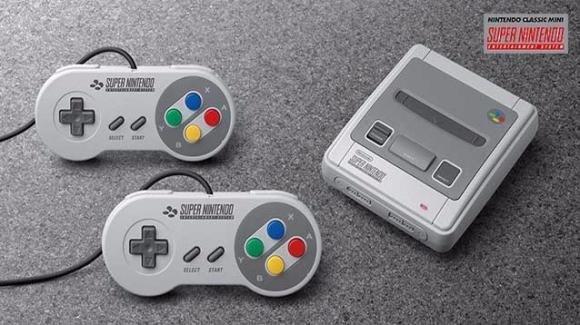 Nintendo svela tutti i segreti della consolle SNES Mini, in arrivo dal 29 Settembre