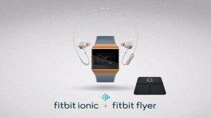 Fitbit, all'IFA 2017, con un nuovo smarwatch, cuffie innovative, e una bilancia smart