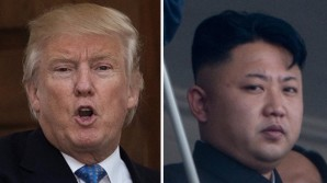 Trump sgancia bombe inerti vicino al confine con la Corea del Nord