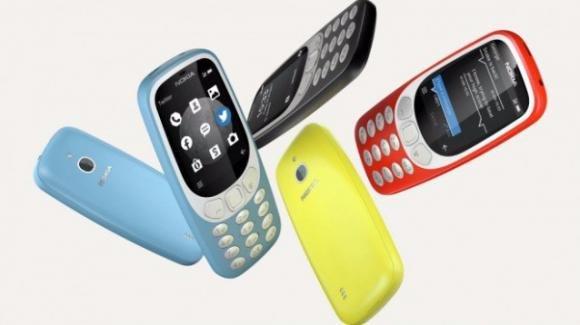 Nokia 3310: HMD Global ne annuncia un'ulteriore variante con 3G, internet, e le app