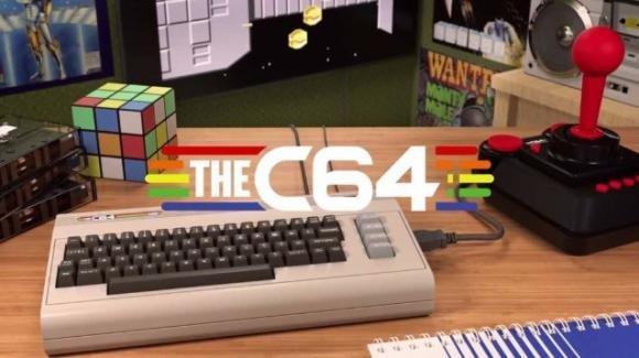 THEC64Mini, la versione miniaturizzata del Commodore 64, con tanti giochi precaricati