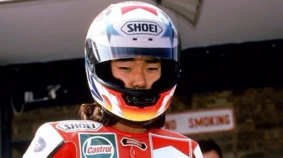 Dieci anni fa moriva il grande motociclista Norick Abe