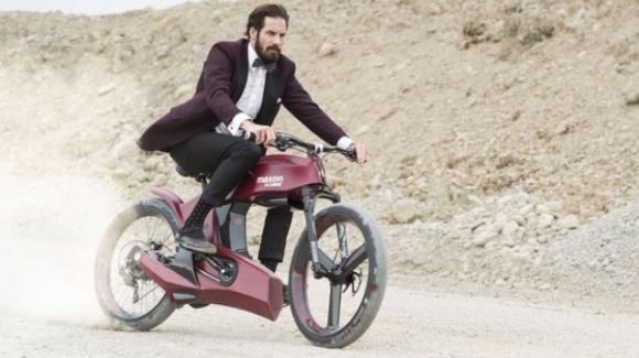 Düsenspeed: ecco le bici elettriche a pedalata assistita entro corpi di moto d'epoca