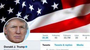 Trump messo a tacere per 11 minuti su Twitter da un ex dipendente del social