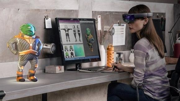 Microsoft HoloLens: i visori per la realtà mista disponibili in Italia da dicembre