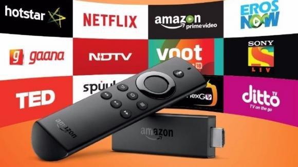 Fire TV Stick Basic Edition, anche in Italia il dongle Amazon per lo streaming su TV